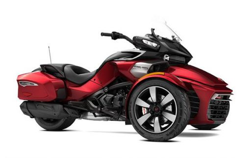 Can-Am-2017 Can-Am  Spyder F3-T SE6-Richmond Honda House