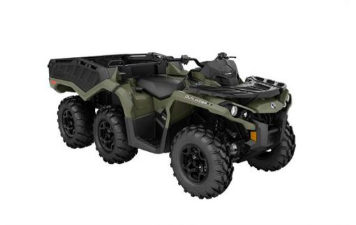 Can-Am-2018 Can-Am  Outlander 6x6 DPS 650-Richmond Honda House