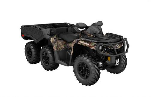 Can-Am-2018 Can-Am  Outlander 6x6 XT 1000 - Break-Up Country Camo-Richmond Honda House