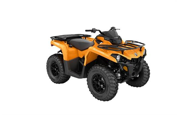 New 2018 Can-Am Outlander DPS 450 For Sale | Richmond ...