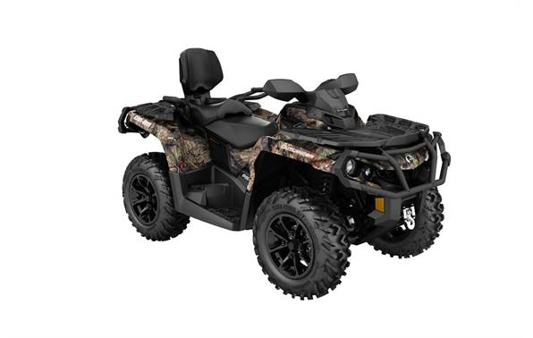 New 2018 Can Am Outlander Max Xt 650 Break Up Country Camo For