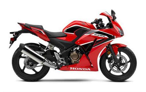 Honda-2017 Honda  CBR300R ABS-Richmond Honda House