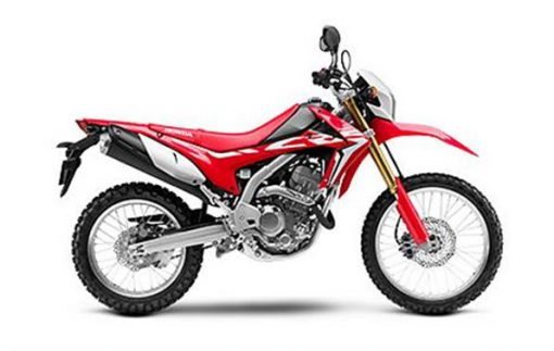 Honda-2017 Honda  CRF250L ABS-Richmond Honda House