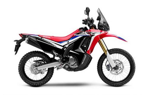 Honda-2017 Honda  CRF250L Rally ABS-Richmond Honda House