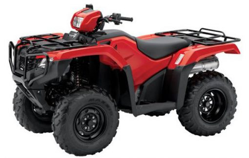Honda-2017 Honda  FourTrax Foreman 4x4 ES EPS-Richmond Honda House
