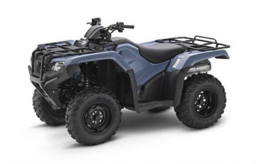Honda-2017 Honda  FourTrax Rancher 4x4 Auto DCT EPS-Richmond Honda House