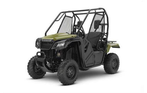 Honda-2017 Honda  Pioneer 500-Richmond Honda House
