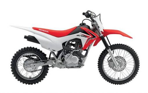 Honda-2018 Honda  CRF125F-Richmond Honda House