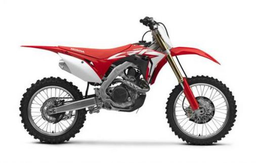 Honda-2018 Honda  CRF450R-Richmond Honda House