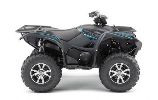 Yamaha-2018 Yamaha  Grizzly EPS SE-Richmond Honda House