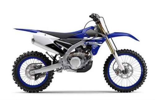 Yamaha-2018 Yamaha  YZ450FX-Richmond Honda House