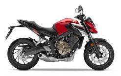 Honda-2018 Honda  CB650F ABS-Richmond Honda House