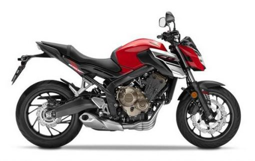 Honda-2018 Honda  CB650F-Richmond Honda House