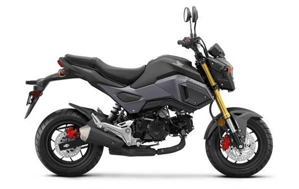 New 2018 Honda Grom ABS For Sale | Richmond Honda House ...