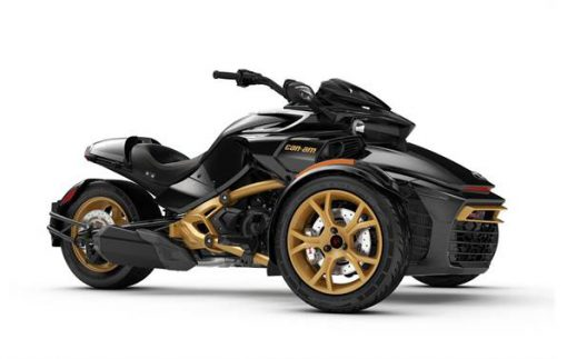 Can-Am-2018 Can-Am  Spyder F3-S 10th Anniversary SE6-Richmond Honda House