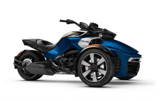 Can-Am-2018 Can-Am  Spyder F3-S SM6-Richmond Honda House