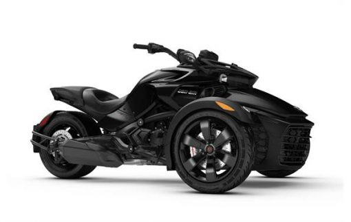 Can-Am-2018 Can-Am  Spyder F3 SE6-Richmond Honda House