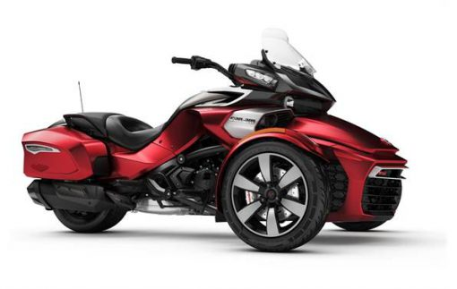 Can-Am-2018 Can-Am  Spyder F3-T SE6-Richmond Honda House