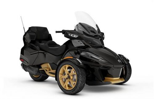 Can-Am-2018 Can-Am  Spyder RT Limited 10th Anniversary SE6-Richmond Honda House