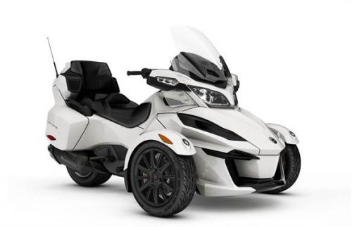 Can-Am-2018 Can-Am  Spyder RT SE6-Richmond Honda House