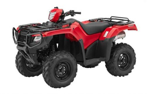 Honda-2018 Honda  FourTrax Foreman Rubicon 4x4 Automatic DCT-Richmond Honda House