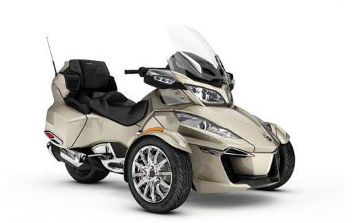 Can-Am-2018 Can-Am  Spyder RT Limited SE6 - Chrome Trim-Richmond Honda House