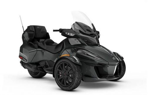 Can-Am-2018 Can-Am  Spyder RT Limited SE6 - Dark Trim-Richmond Honda House