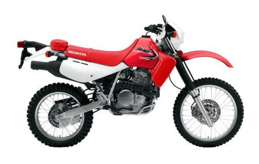 Honda-2017 Honda  XR650L-Richmond Honda House