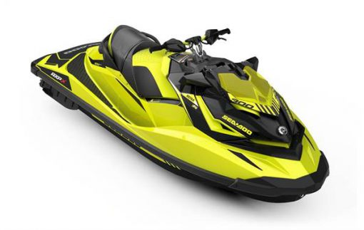 Sea Doo-2018 Sea Doo  RXP-X 300-Richmond Honda House