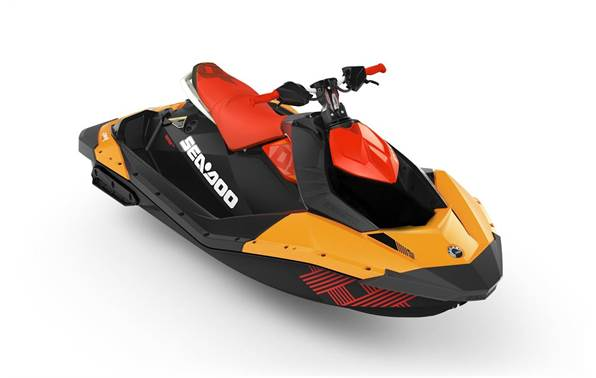 Sea doo water hook up