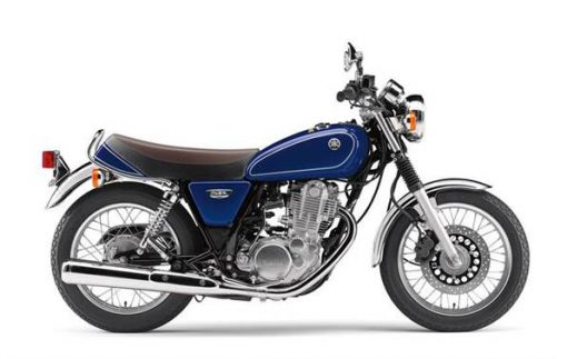 Yamaha-2018 Yamaha  SR400-Richmond Honda House