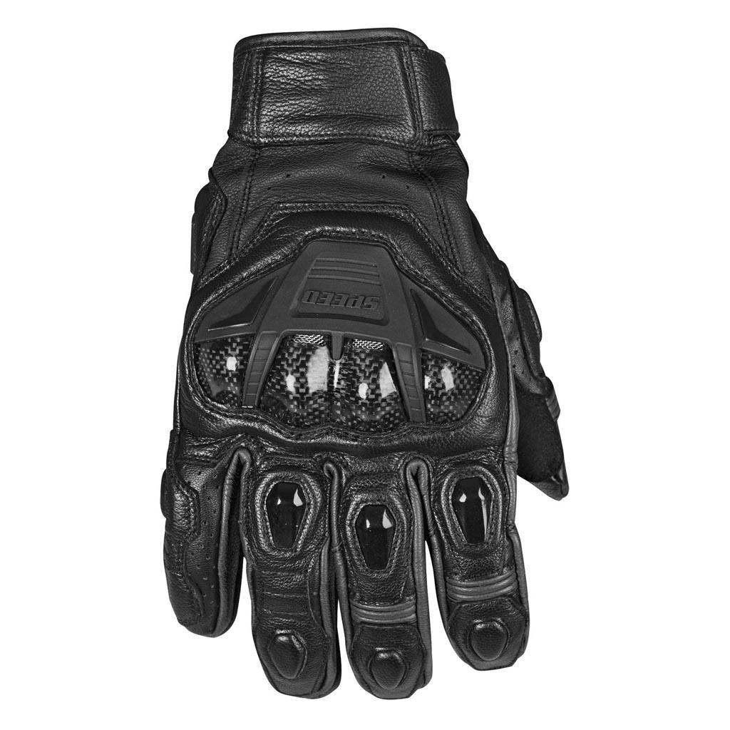 Men S Full Battle Rattle Leather Gloves Richmond Honda House
