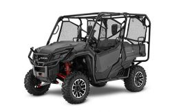 Honda-2018 Honda  Pioneer 1000-5 Limited Edition-Richmond Honda House