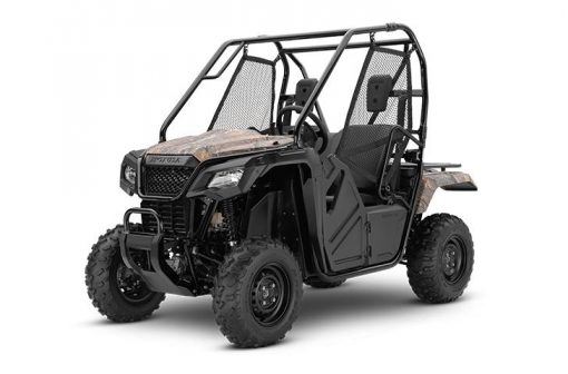 Honda-2018 Honda  Pioneer 500 - Honda Phantom Camo-Richmond Honda House