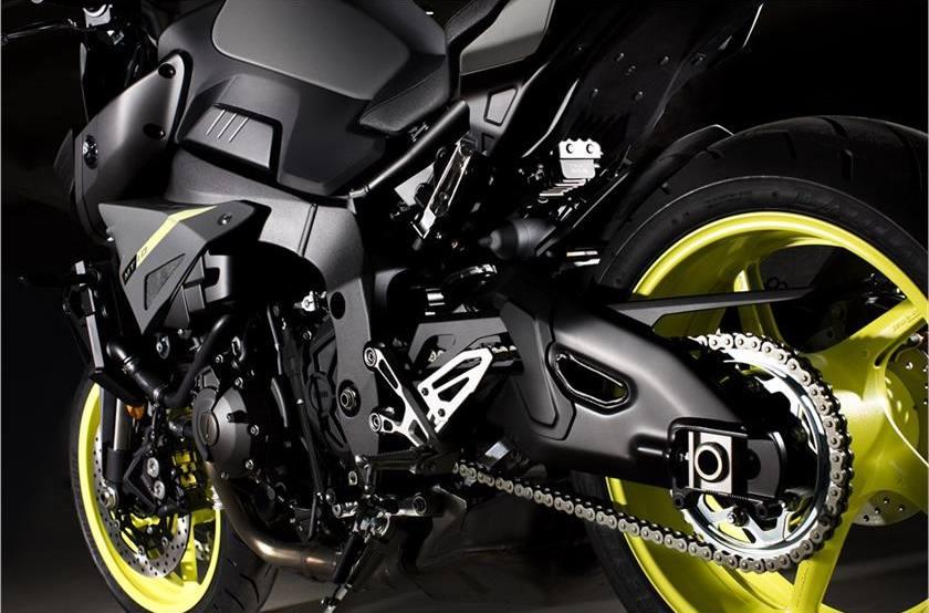 2018 Yamaha MT 10
