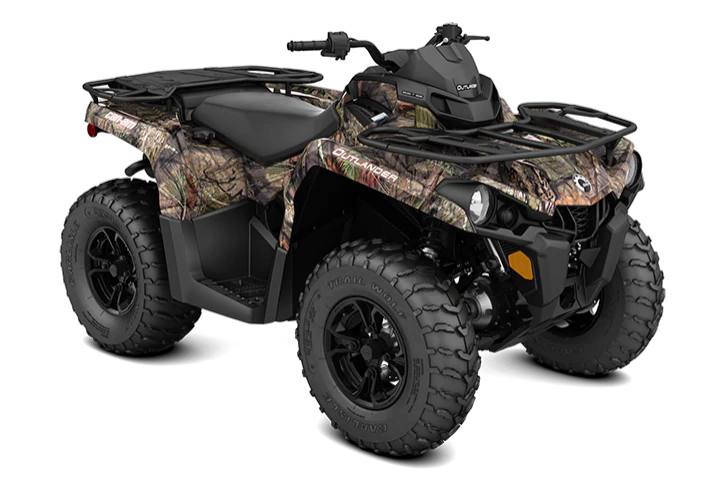 2019 Can Am Outlander Dps 450 Break Up Country Camo