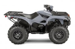 Yamaha-2019 Yamaha  Kodiak 700 EPS - Armor Grey-Richmond Honda House