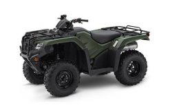 Honda-2019 Honda  FourTrax Rancher-Richmond Honda House