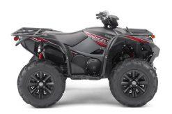 Yamaha-2019 Yamaha  Grizzly EPS SE - Tactical Black w /Winch-Richmond Honda House