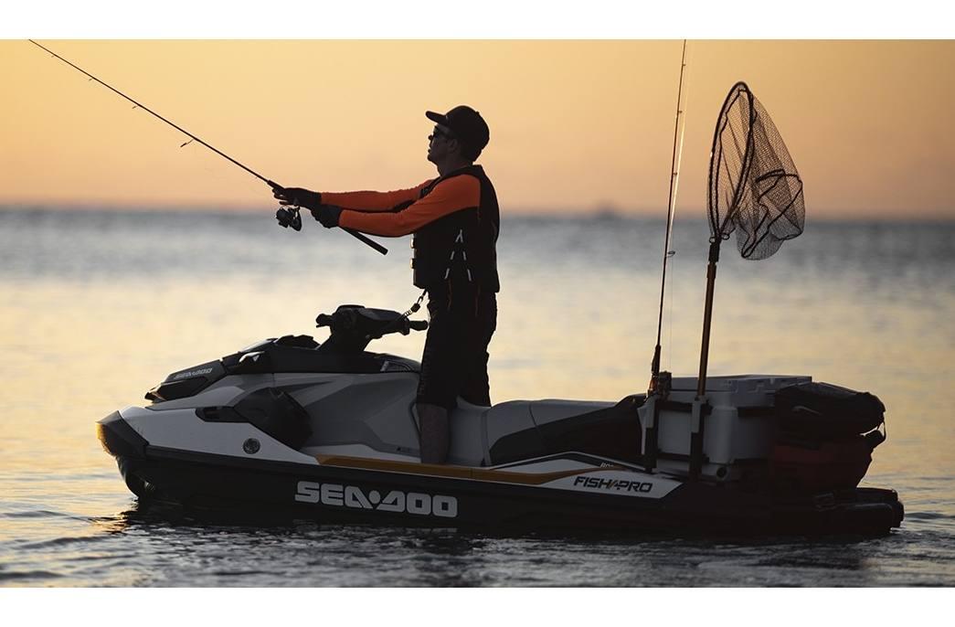 2019 Sea Doo FISH PRO 155 Rotax 1503 NA w/Sound System ...