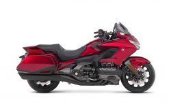 Honda-2019 Honda  Gold Wing Automatic DCT - Candy Ardent Red-Richmond Honda House