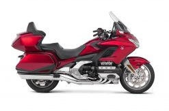 Honda-2019 Honda  Gold Wing Tour DCT - Candy Ardent Red-Richmond Honda House
