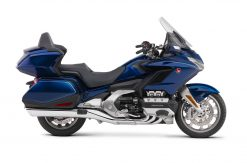 Honda-2019 Honda  Gold Wing Tour DCT - Pearl Hawkseye Blue-Richmond Honda House