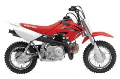 Honda-2020 Honda  CRF50F-Richmond Honda House