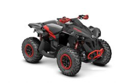 Can-Am-2020 Can-Am  Renegade X xc 1000R Black & Can-Am Red-Richmond Honda House